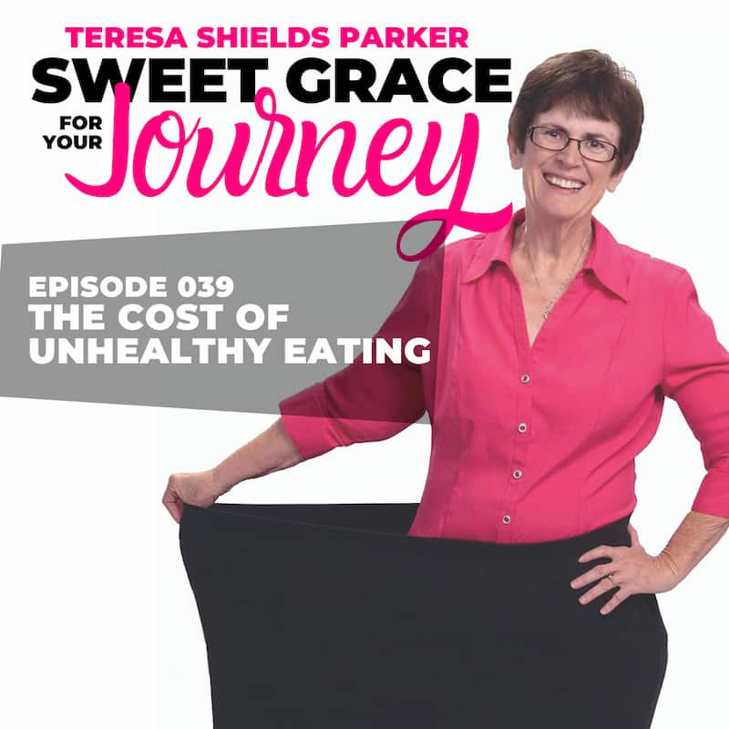 Episode 39-The Cost of Unhealthy Foods