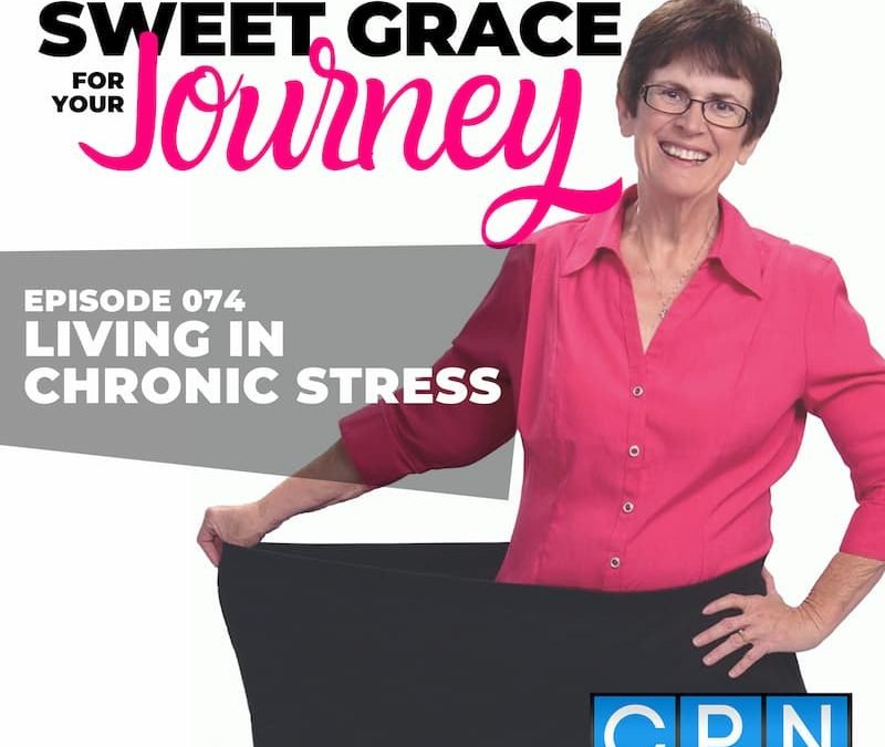 Episode 74-Living in Chronic Stress
